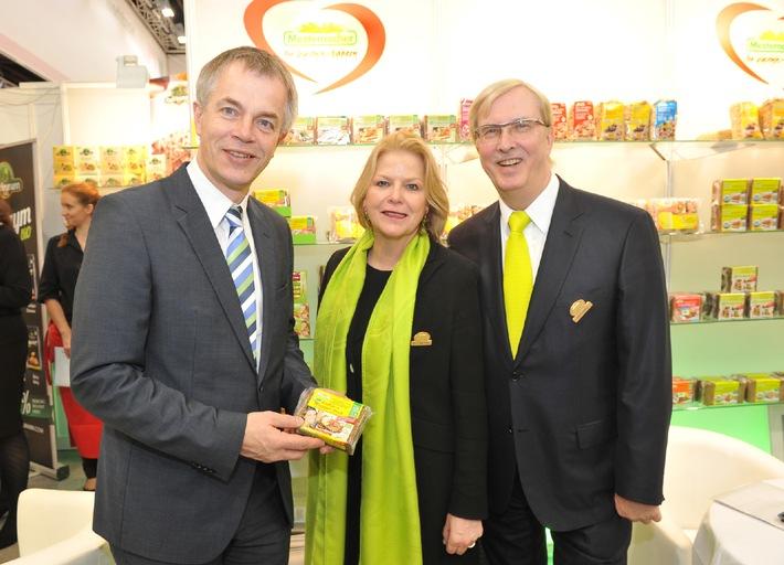 Minister Remmel besucht Mestemacher
