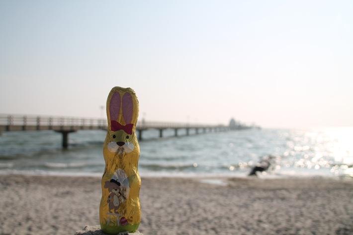 Ostern am Grömitzer Strand
