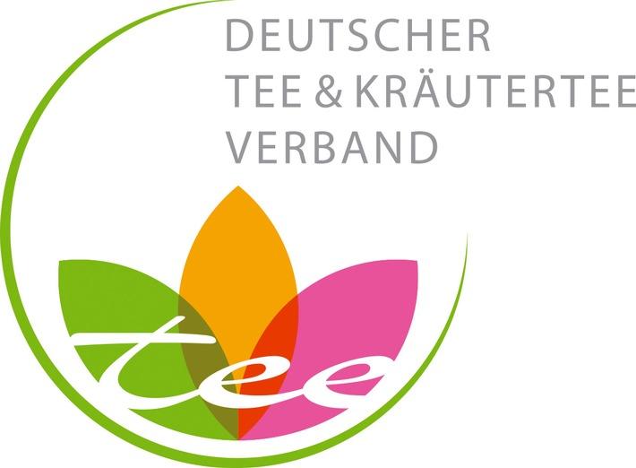 """Logo Deutscher Tee & Kräutertee Verband e.V. / Weiterer Text über ots und www.presseportal.de/nr/144305 / Die Verwendung dieses Bildes ist für redaktionelle Zwecke honorarfrei. Veröffentlichung bitte unter Quellenangabe: """"obs/Deutscher Tee & Kräutertee Verband e.V./teeverband.de"""""""