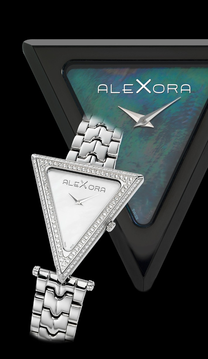 AleXora watches: Breaking the daily round