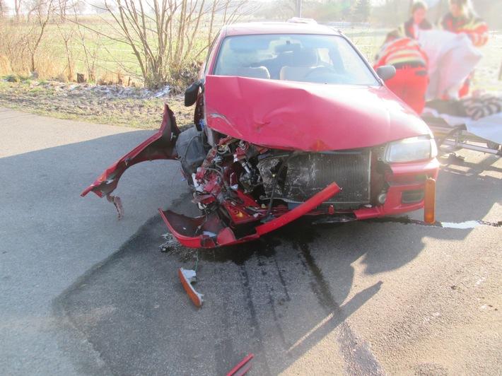 Verkehrsunfall Overstedt
