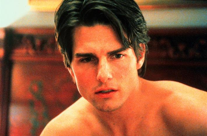 """Tom Cruise: """"Ich will ein zweites Kind mit Kate""""// Tele 5 zeigt am 22. September um 22.15 Uhr das Meisterwerk 'Eyes Wide Shut' mit Nicole Kidman und Tom Cruise"""