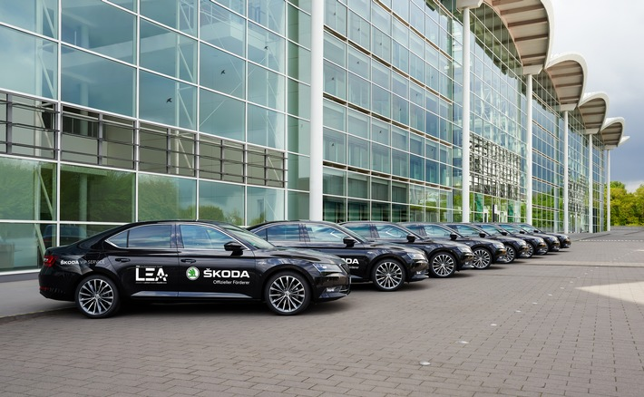 SKODA erneut offizieller Shuttle-Partner des PRG Live Entertainment Award