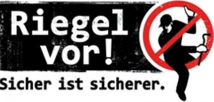 Logo der Kampagne Riegel vor!