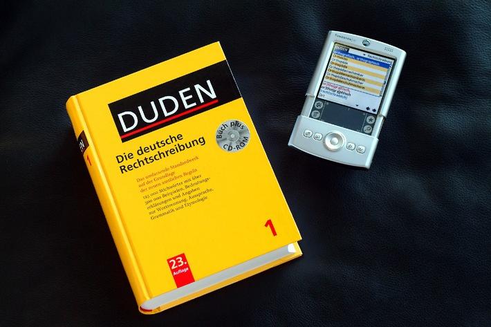 Der neue Duden kommt am 28. August 2004!