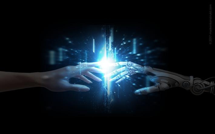 """""""Künstliche Intelligenz ist nahezu für jedes Unternehmen interessant"""", meint MARKENKONSTRUKT Geschäftsführer Norman Glaser."""