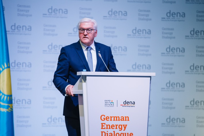 dena kompakt #5/2017: German Energy Dialogue EXPO 2017