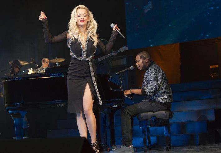"""Superstar Rita Ora besucht das """"Empire""""-Finale am Mittwoch auf ProSieben"""