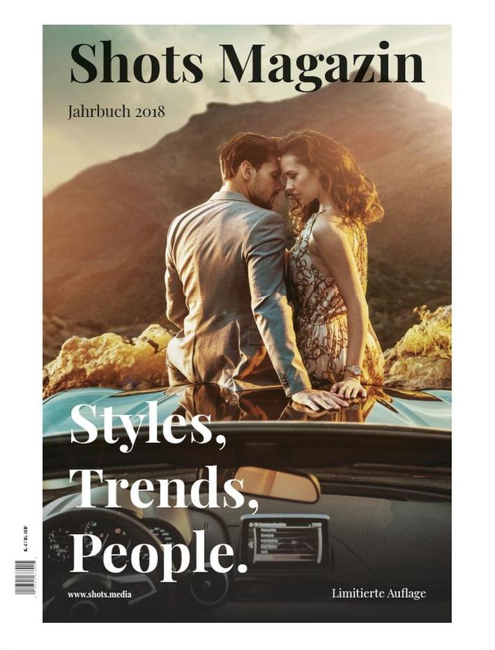 "Das ""Shots Magazin Jahrbuch 2018"""