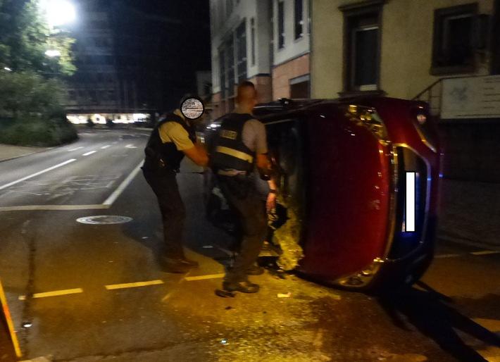 POL-PDNW: Verkehrsunfall mit Personenschaden