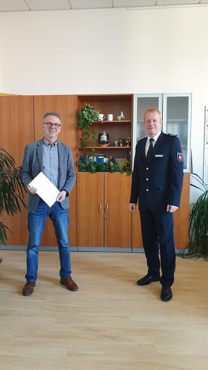 POL-AK NI: Forschungsstelle für Polizei- und Demokratiegeschichte bekommt Wissenschaftlichen Direktor