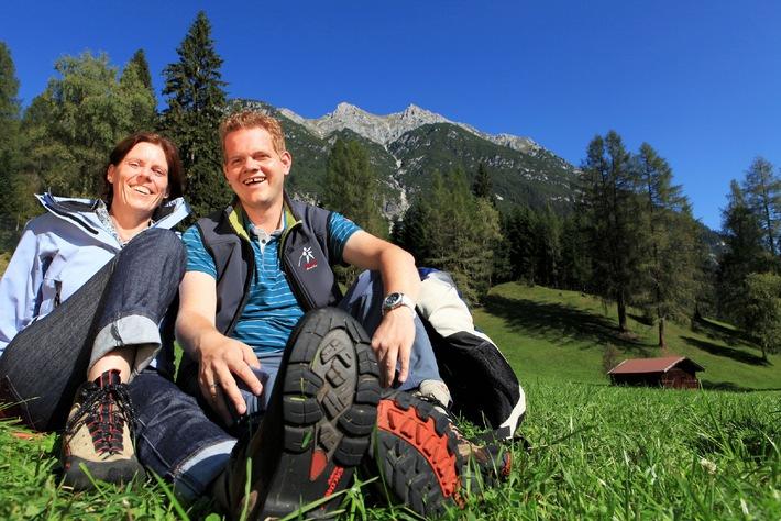 WanderHotels*Tirol: Die Speerspitze der Bergwanderspezialisten formiert sich neu - BILD