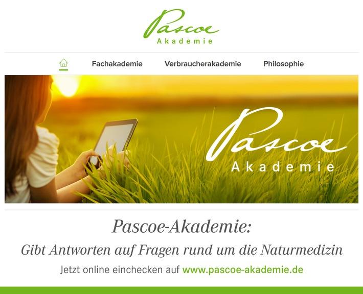 """Was hat Sprengstoff mit Naturheilkunde zu tun? Wie können wir ausgeglichener durchs Leben gehen, besser schlafen und schöne Haut, Haare und Nägel haben? Wir geben Ihnen Antworten: Jetzt online entdecken auf www.pascoe-akademie.de. Weiterer Text über ots und www.presseportal.de/nr/12261 / Die Verwendung dieses Bildes ist für redaktionelle Zwecke honorarfrei. Veröffentlichung bitte unter Quellenangabe: """"obs/Pascoe Naturmedizin/@pascoe"""""""