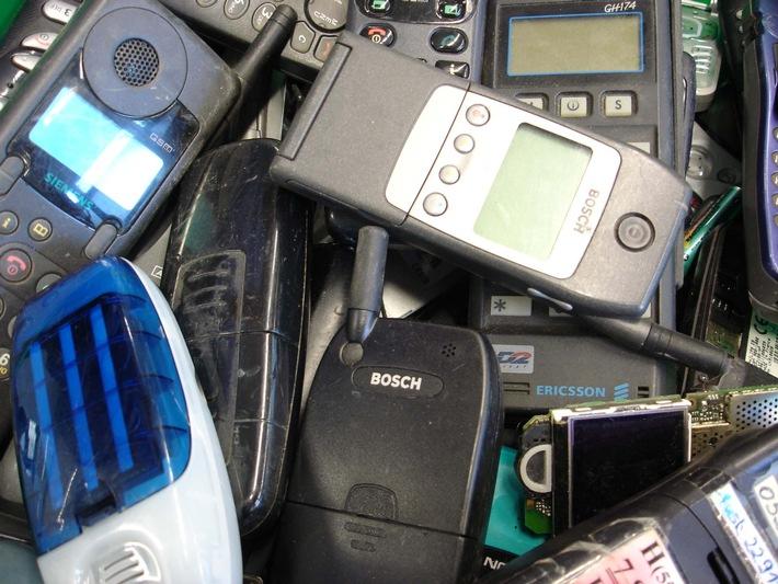 Konfliktrohstoffe in Handys und Computern