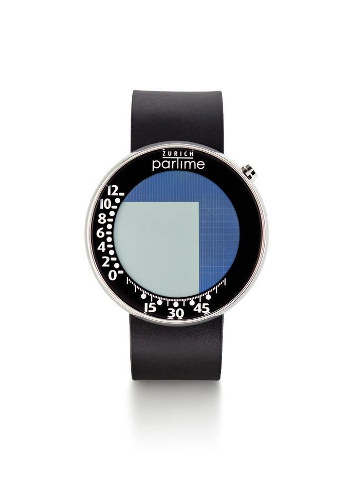 Swiss Hourglass for the wrist