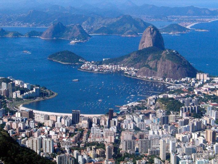 Von Athen nach Rio: Schweizer Olympia-Hoffnungen starten am Red Bull Giants of Rio