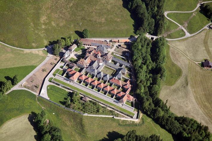 Kartause Valsainte im freiburgischen Greyerz: Die Sanierung ist abgeschlossen