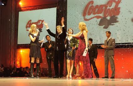 Election du Coke light Man 2004 - Le nouveau Coke light Man s'appelle Dominik Gasser