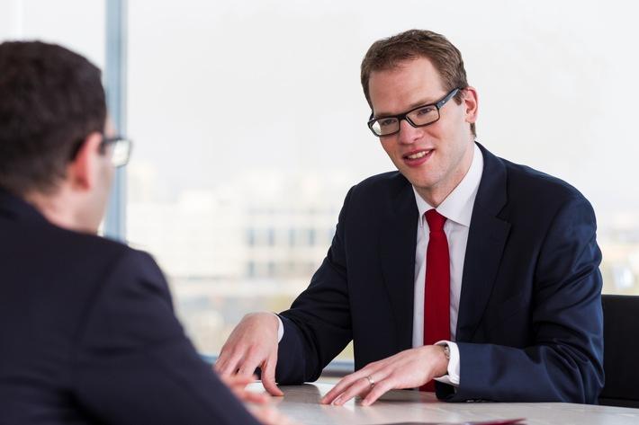 Dr. Günther Blaich, Geschäftsführer von Swiss Life Select