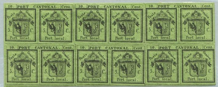 Hochrangige Briefmarkenausstellung in Lugano