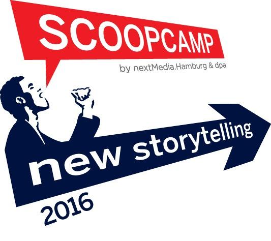 scoopcamp 2016 - Digitaler Wandel live in Hamburg