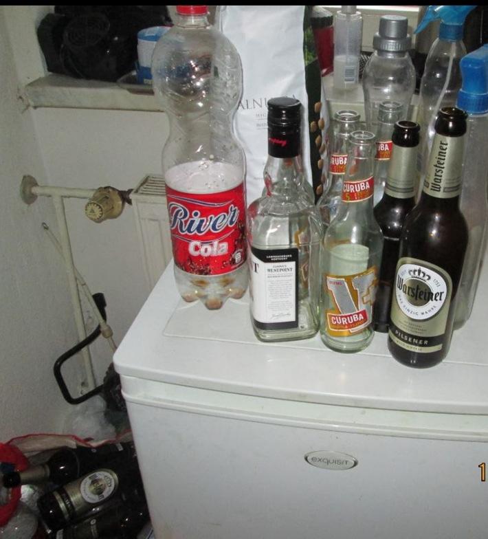 POL-DO: Schwergewicht leistet Widerstand nach Trinkgelage und Trunkenheitsfahrt