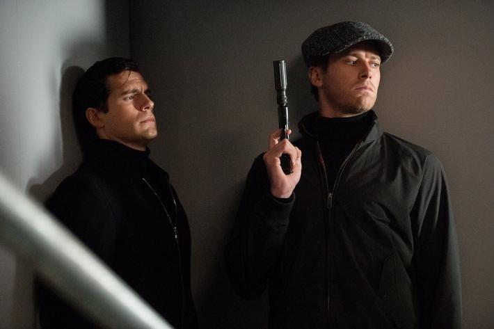 Free-TV-Premiere Codename U.N.C.L.E. am 18. Februar auf ProSieben