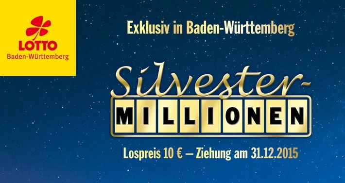 Silvester Millionen Lotto Baden WГјrttemberg