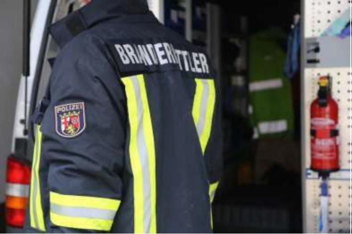 Polizeilicher Brandermittler