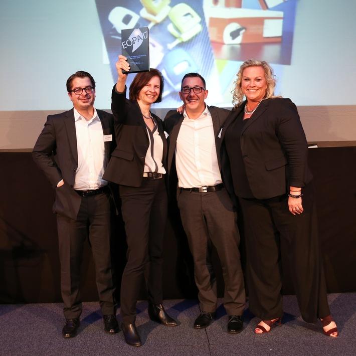 Ausgezeichnet: iba ag gewinnt Reseller of the Year Award
