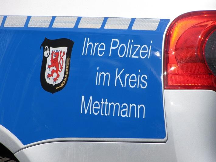 POL-ME: Diebstahl der Tageseinnahme einer Lottoannahmestelle - Langenfeld - 1802085