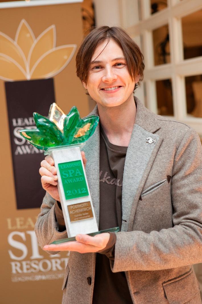 Leading Spa Award 2012: Relax, relaxter, Posthotel Achenkirch - BILD