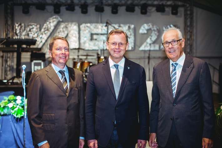 25 Jahre WAGO Sondershausen