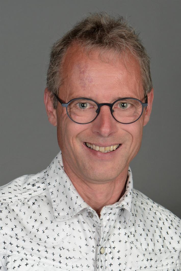 Beat Ris devient le nouveau co-directeur de l'Association Cerebral Suisse