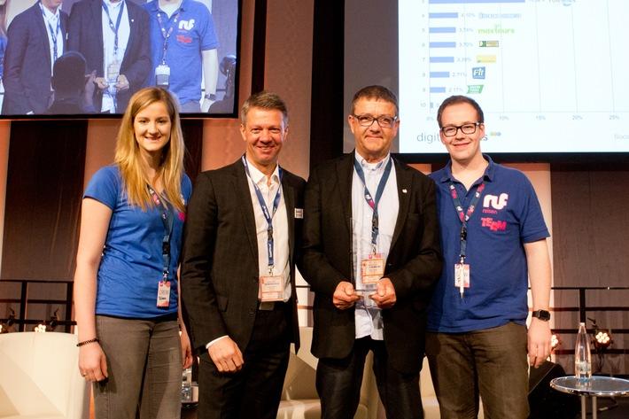 ruf reisen ist die Nummer eins in Sachen Social Media / Jugendreiseveranstalter auf der ITB 2016 mehrfach ausgezeichnet