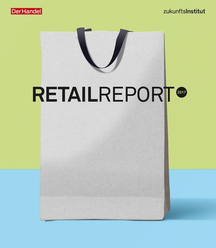 Retail Report 2017: Handel findet Stadt