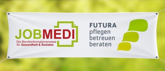 Ziemlich beste Berufschancen - Futura Berlin auf der JobMedi 2017 in Berlin