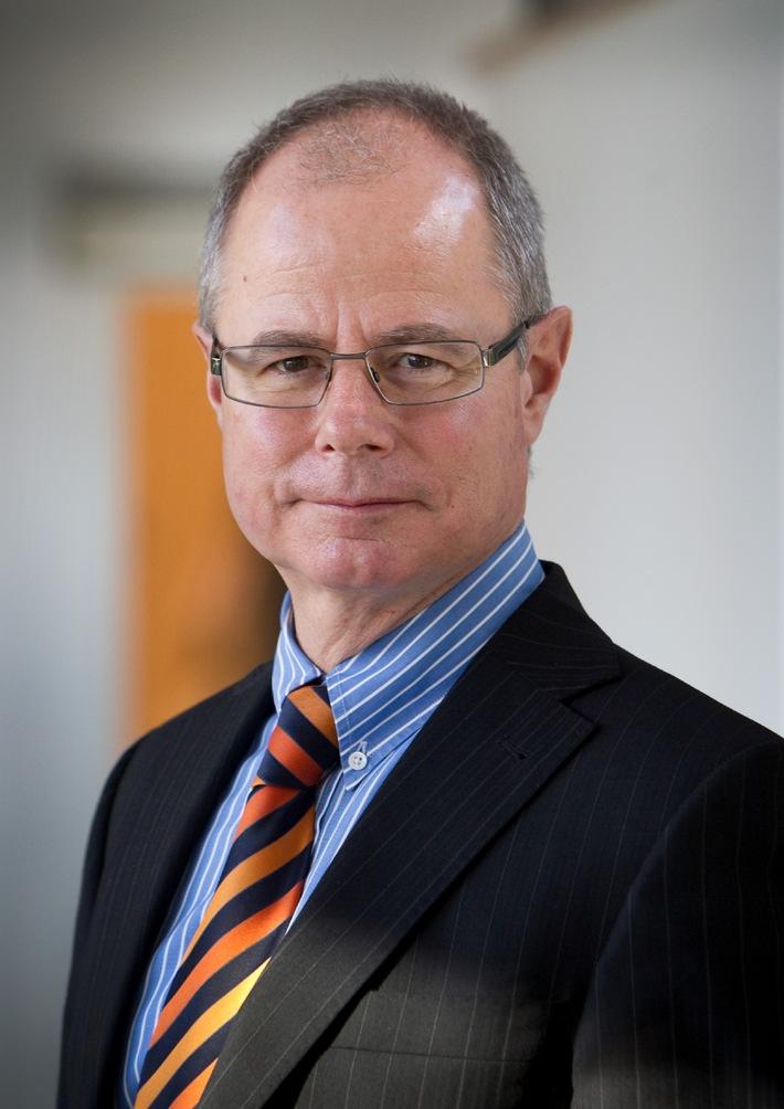 Thomas Mayer ist seit 1. Januar 2011 Hauptgeschäftsführer der Chemie-Verbände Baden-Württemberg.  (Foto: Chemie-Verbände Baden-Württemberg / Frank Eppler)