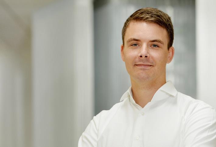 Philipp Lurz neuer stellvertretender Vertriebsleiter bei news aktuell