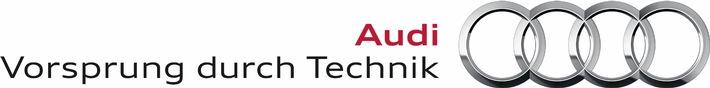 Das neue Audi-Logo: Messe-Premiere auf der IAA