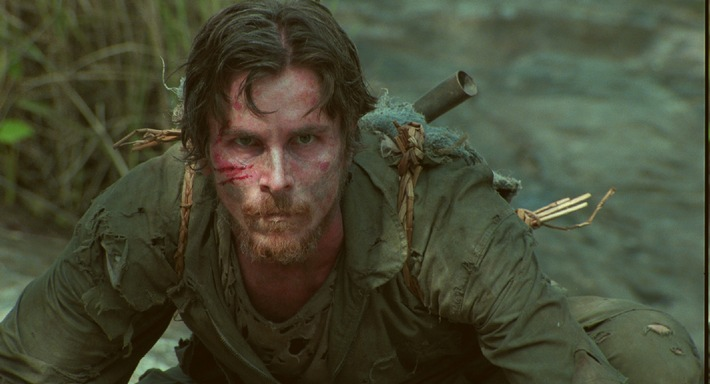 """Christian Bale in Werner Herzogs """"Rescue Dawn"""" auf ProSieben MAXX"""