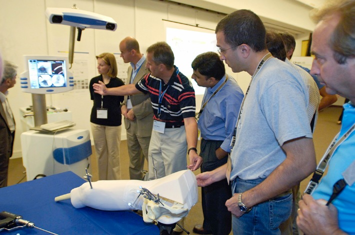 AO Kurse 2005: Davos im Zeichen der Chirurgie