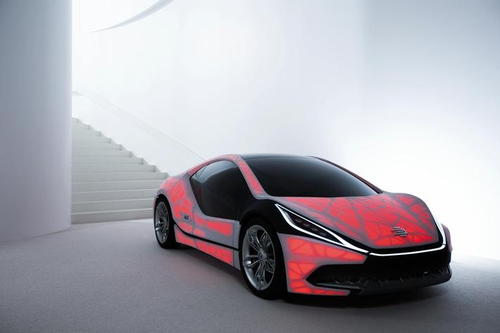 Natur Liefert Vorlagen Für Das Auto Der Zukunft