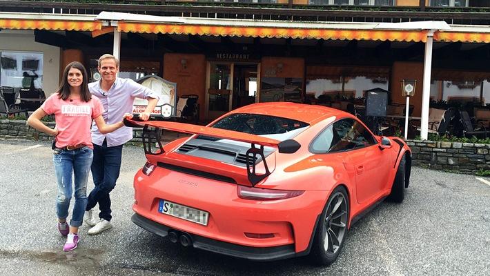 "GRIP - Das Motormagazin: ""Roadtrip nach Italien"""
