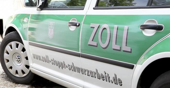 HZA-OS: Doppelt kassiert - 1.200 Euro Geldstrafe als Quittung für Mann aus Osnabrück; Zoll deckt Leistungsbetrug auf