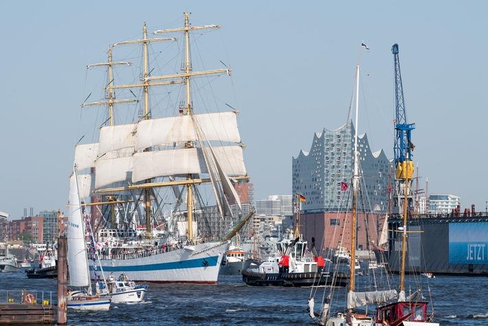 Hafengeburtstag Hamburg obs/Hamburg Messe und Congress GmbH/HMC/Romanus Fuhrmann