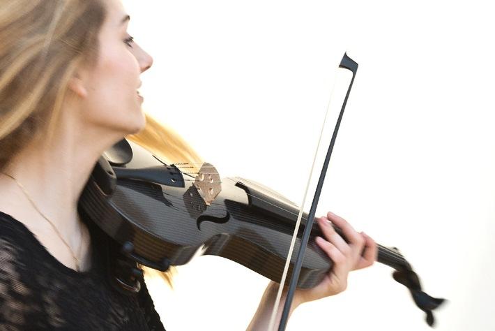 Deutscher Musikinstrumentenpreis 2015: Eine Carbonvioline gewinnt
