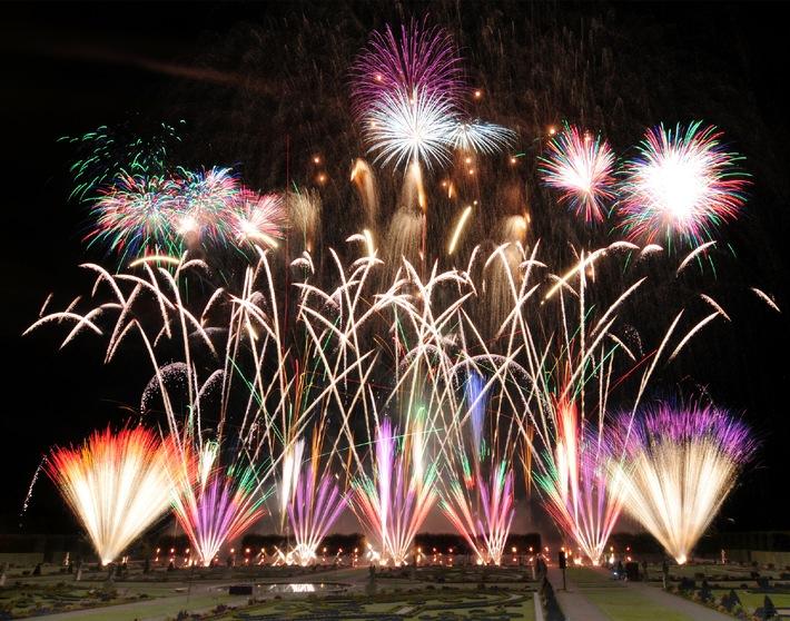 China gewinnt Internationalen Feuerwerkswettbewerb in Hannover (mit Bild)