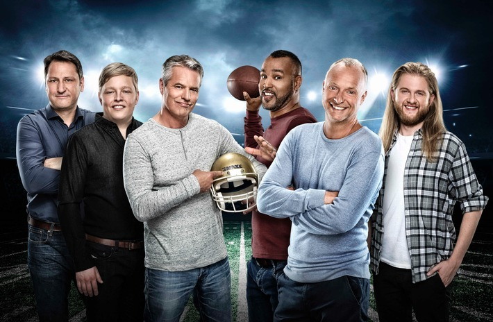 Prosiebenmaxx Football