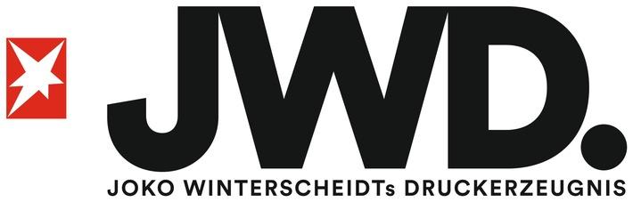"""Gruner + Jahr launcht """"JWD."""", das neue Magazin von Joko Winterscheidt"""